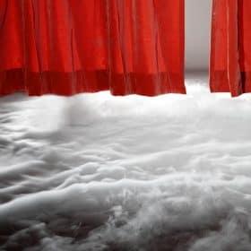 Bodennebel mit Trockeneis für Selbstabholer von Wonsak Hamburg von Wonsak