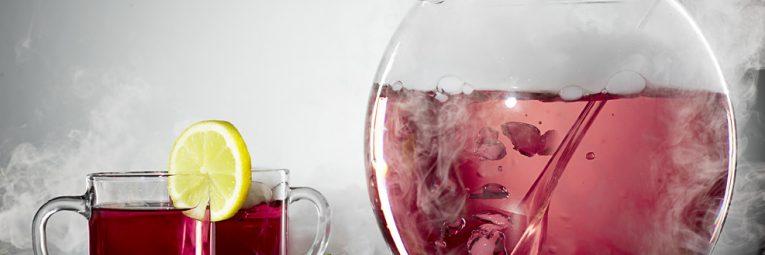 Frohe Festtage - Trockeneis von Wonsak sorgt für eiskalte Getränke