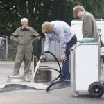 Trockeneisstrahlgeräte mieten bei Wonsak Hamburg