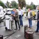 Kombi-Angebot Trockeneisreinigung Wonsak 100% Hamburg