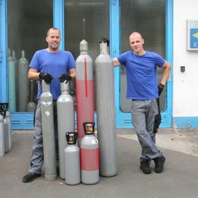 Kohlensäure Flaschen Steigrohr Wonsak 100% Hamburg