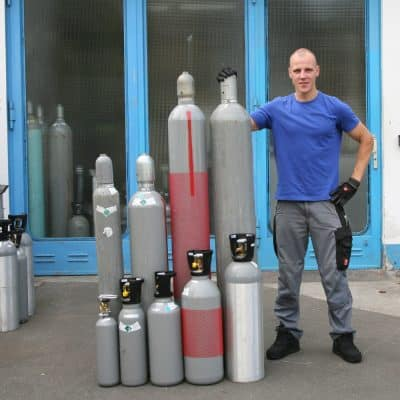 Kohlensäure Flaschen Wonsak 100% Hamburg