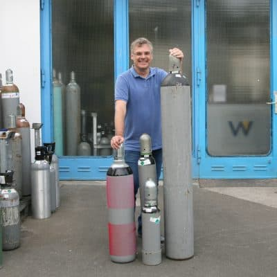 Stickstoff Mischgas Flaschen Wonsak 100% Hamburg