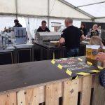 Nach Wacken ist vor Wacken 2017 Bier Zapfanlage
