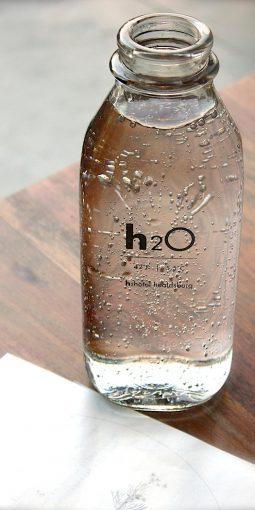Gefährdungsbeurteilung für Schank- und Tafelwasseranlagen Wasserflasche