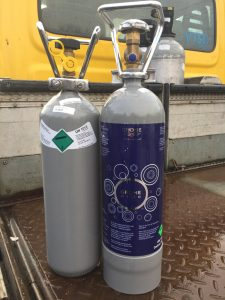 Grohe Blue CO2 Flaschen 1