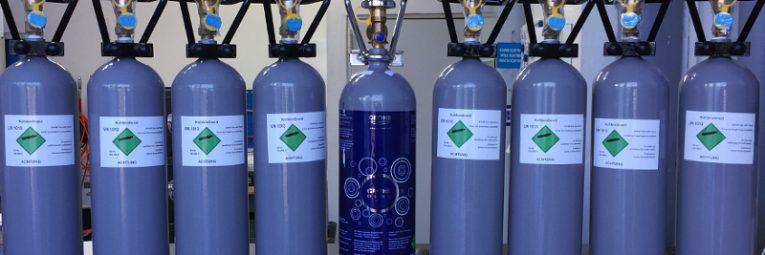 Grohe Blue Co2 Flaschen von Wonsak 100% Hamburg