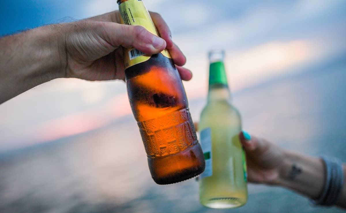 Trockeneis zum Getränke kühlen DER Festivalguide für kalte Getränke