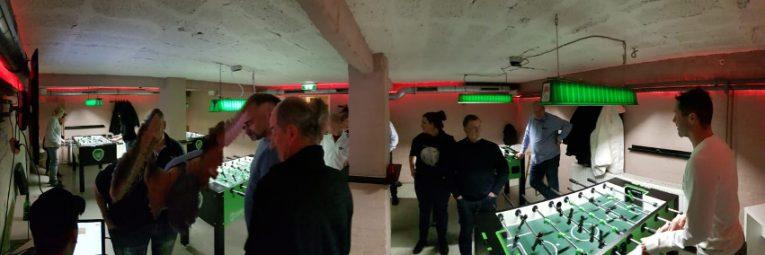 Wonsak Weihnachtsfeier 100% St. Pauli