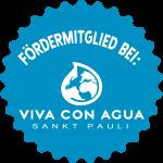 Wonsak ist Viva con Aqua Fördermitglied Logo Viva con Aqua