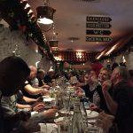 W wie Weihnachtsfeier bei Wonsak: Lasst das Essen beginnen