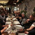 W wie Weihnachtsfeier: Wonsak hat Hunger