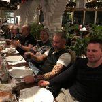 W wie Weihnachtsfeier: Wonsak hat immer noch Hunger