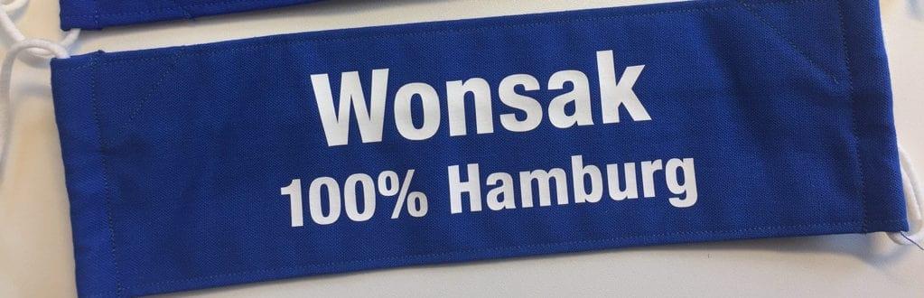 Aktuelle Informationen zur Corona Situation von Wonsak 100% Hamburg