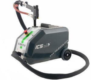 Rundum Sorglos Angebot Trockeneisstrahlgerät IC 022 EVO von ICS - der Powerzwerg