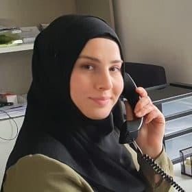 Tugce Dogan Büroassistentin Wonsak Wir über uns