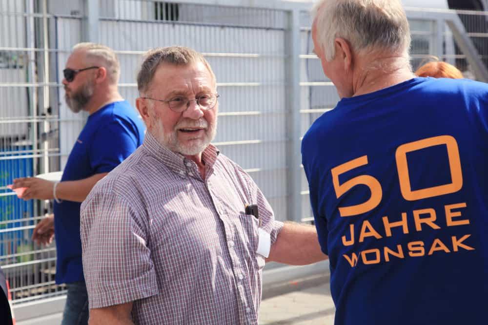 50 Jahre Wonsak unsere Mitarbeiter