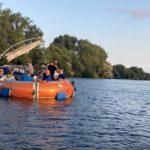 Wonsak auf der Dove Elbe 2021